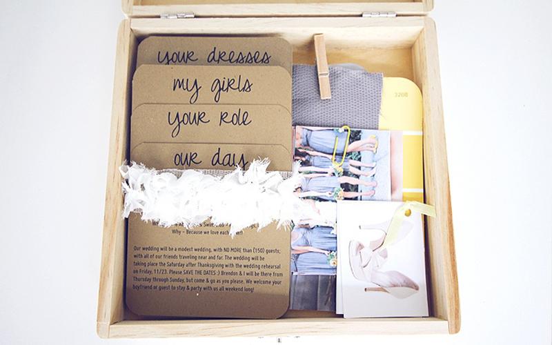 Quel cadeau pour temoin de mariage