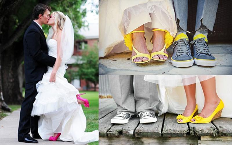 magasiner pour l'original Vente au rabais 2019 grandes variétés Quelles chaussures pour mon mariage ? - Mya Photography
