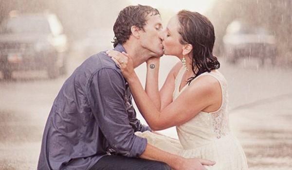 Et si la pluie s'invite à votre mariage ?
