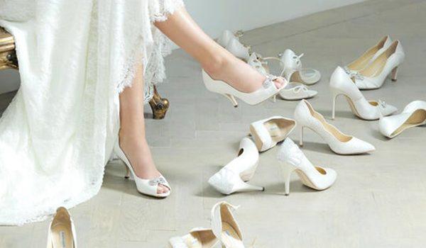 Quelles chaussures pour mon mariage ?
