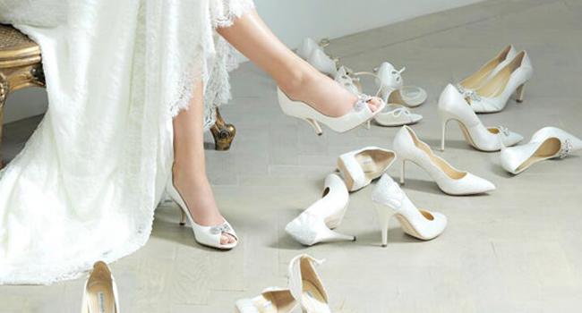 Quelles chaussures pour mon mariage ? - Mya