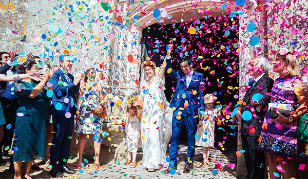 Mariage Mexicain au Château Lardier : {Margaux & Luis}