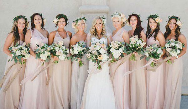 Thème : Une couronne de fleurs pour mon mariage ?