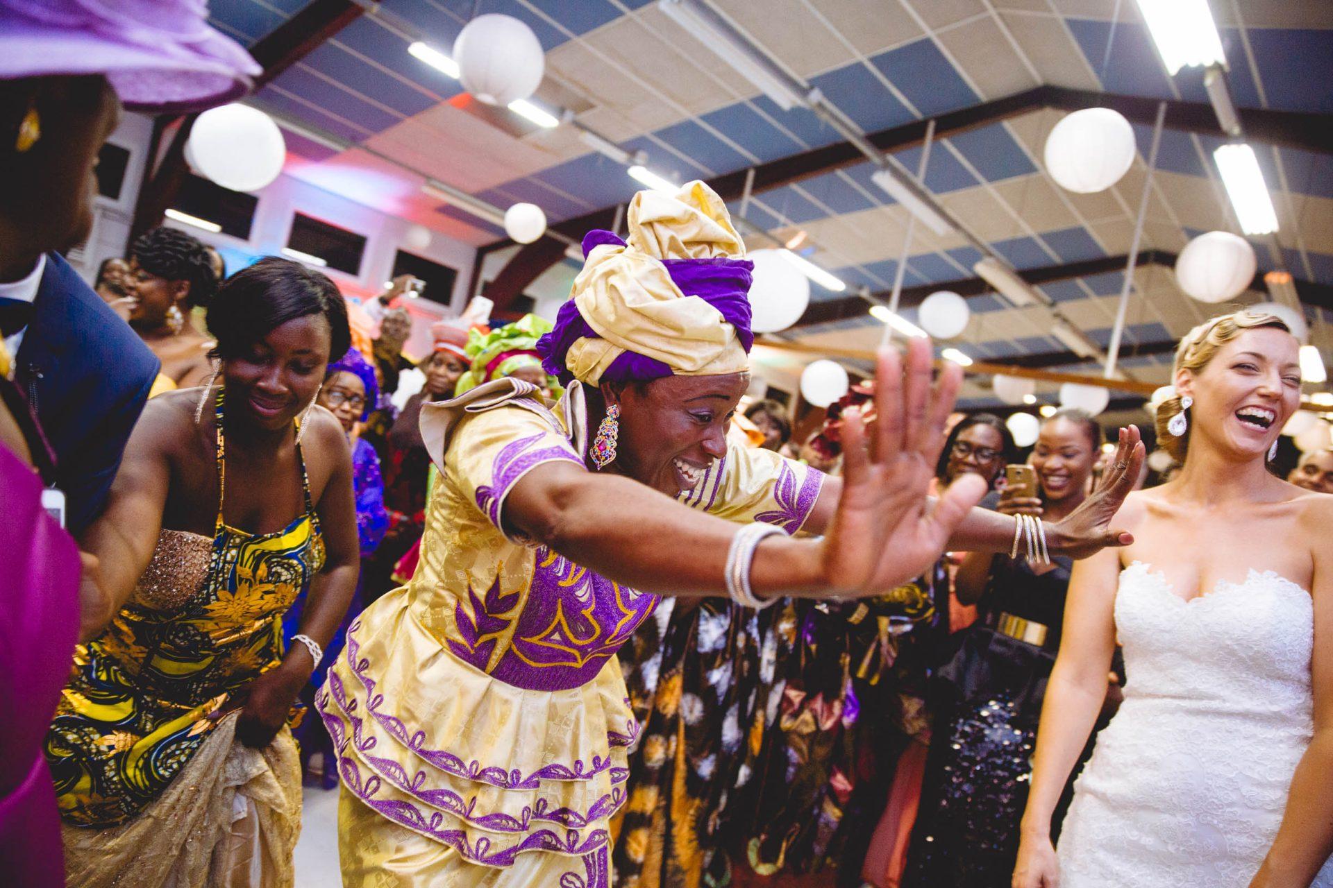 Mariage Franco Sénégalais