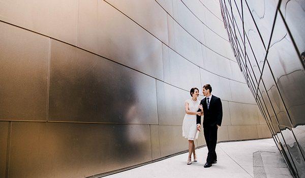 Seance de couple à Los Angeles : {Christine & Ryan}