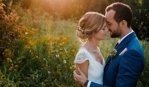 Mariage au Domaine de la Fauconnie : {Mathilde & Simon}