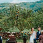 Ceremonie laïque montagne