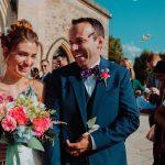 Mariage Chateau de Garde-Photographe mariage Bordeaux