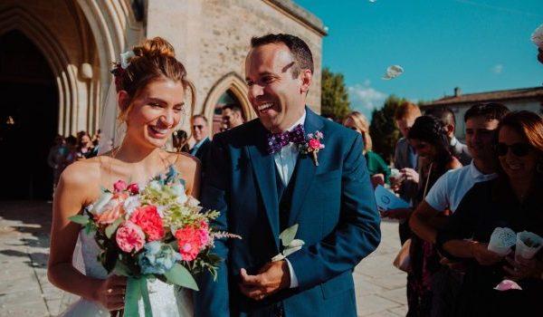 Mariage au Chateau de Garde