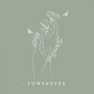 Logo Flowerever - Mains qui s'enlacent